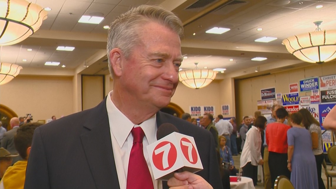 Governor-elect Brad Little names his chief of staff