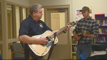 'This has been my life's work': Ada County juvenile detention worker changes lives through music