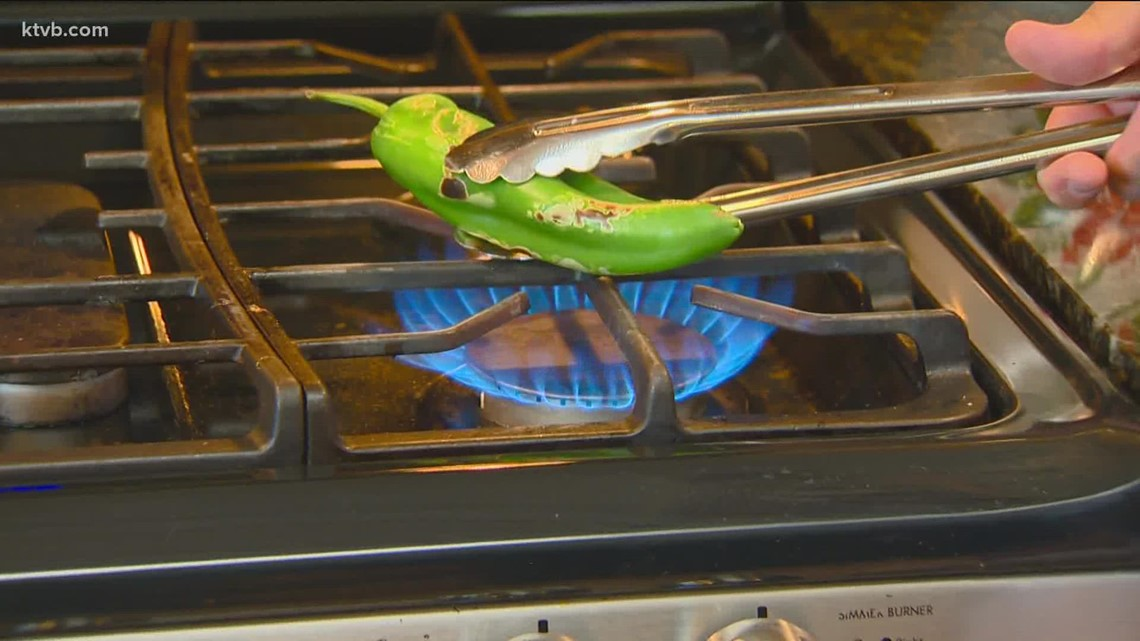 You Can Grow It: Roasting hot peppers