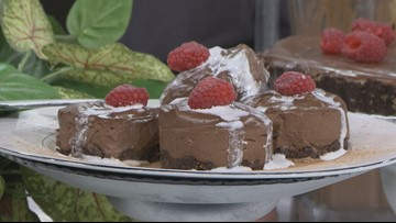 KTVB Kitchen: Satisfy your sweet tooth with a vegan chocolate silk pie by Chef Shel Leigh