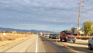 Industrial fluid spill on Idaho 44 between Star and Eagle has been cleared