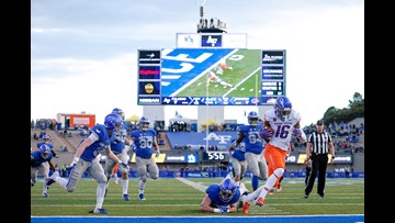 Boise State football: A wide selection at wideout