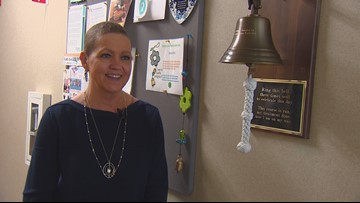 Mountain Home breast cancer warrior a beacon of encouragement for others
