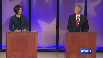 WATCH: KTVB debates with Idaho gubernatorial, superintendent and U.S. House district candidates