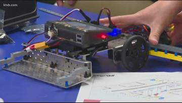 Innovative Educator: Robotics program fosters creativity