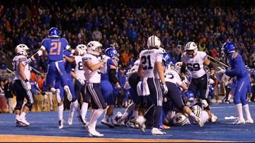 Boise State football: Push 'em back, push 'em back…
