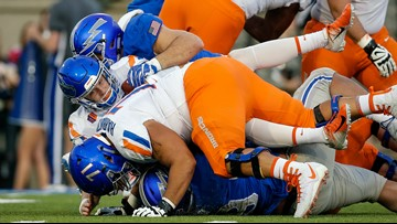 Boise State football: True test of Rypien's toughness?