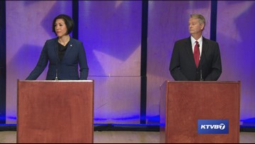Little, Jordan reflect on Idaho governor's race, look ahead to what's next