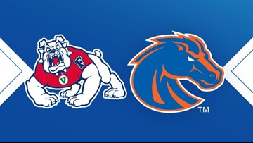 GAME TRACKER: Boise State vs. Fresno State 12/1/2018