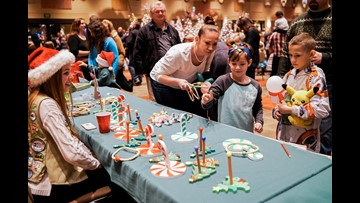 Festival of Trees fundraiser will light up Boise Centre as they celebrate their emerald anniversary