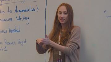 Innovative Educator: Nampa High teacher starts sign language club