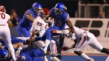 Boise State football: Eating away at the Bulldogs