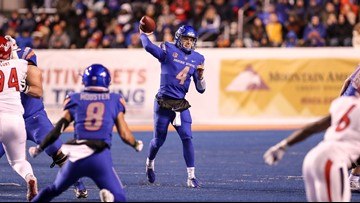Boise State No. 25 in latest College Football Playoff rankings