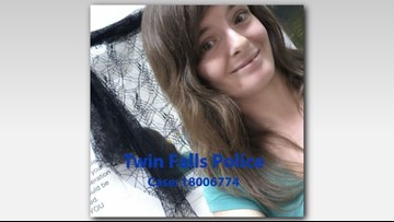 Twin Falls Police searching for missing 23-year-old woman
