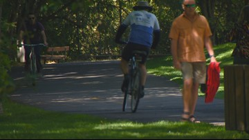 Leadville Bikeway opens, another one proposed in Boise's North End