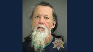 Dogs, donkeys and goats rescued from Oregon property; man arrested