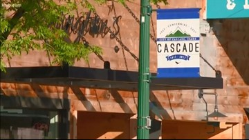 Cascade mayor resigns, citing 'health and well-being'