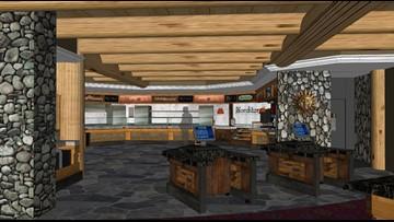Renovations underway at Warms Springs Lodge