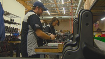Trade war hitting Boise business hard: 'That's like paying ransom to get our own stuff'