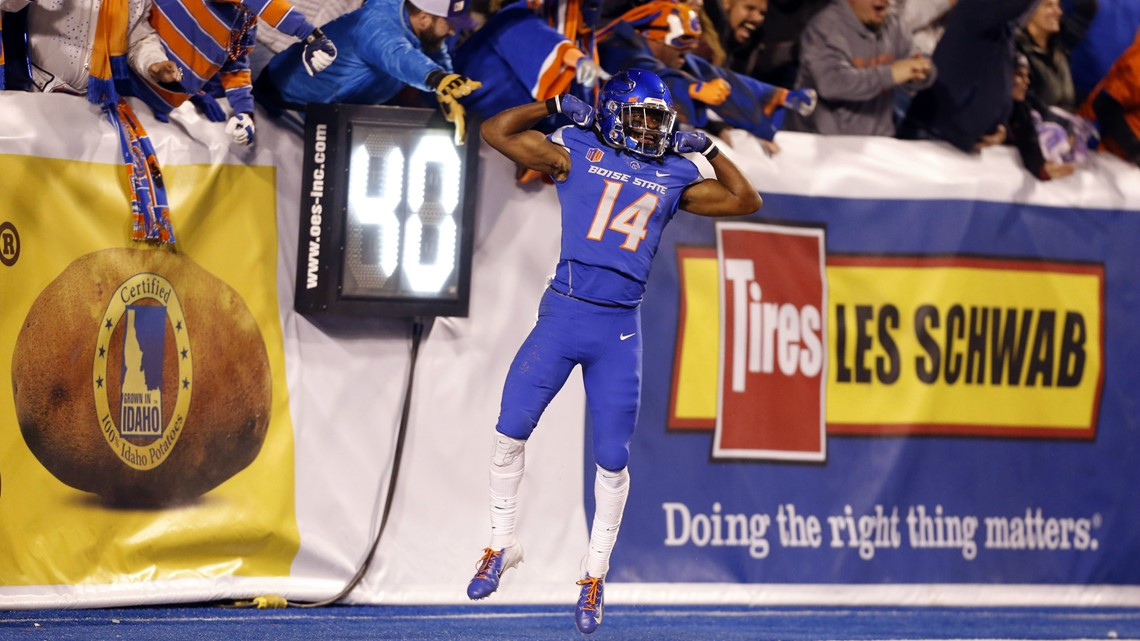 Boise State football:  Creating their own energy in Albuquerque