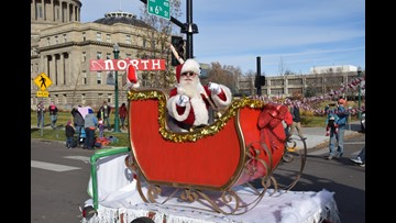 Boise Holiday Parade presents 'Christmas in Our Town'