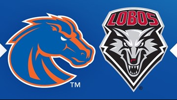 GAME TRACKER: Boise State vs. New Mexico