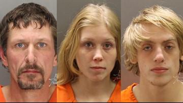 Police make three arrests in Garden City, Boise burglaries