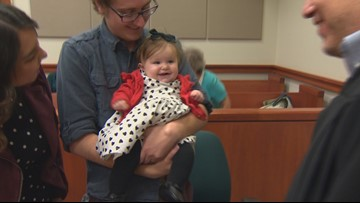 National Adoption Day: 'Now it's time to celebrate'