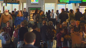 Record number of Thanksgiving travelers expected on roads and at Boise Airport