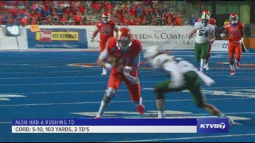 Sunday Sports Extra: Breaking down all of the storylines from Boise State's win over Portland State