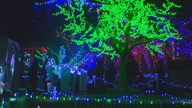 EVENT GUIDE: Christmas lights and other holiday fun in the Treasure Valley  | ktvb.com - EVENT GUIDE: Christmas Lights And Other Holiday Fun In The Treasure