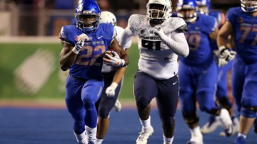 Boise State football: Two hurdles and 200 yards