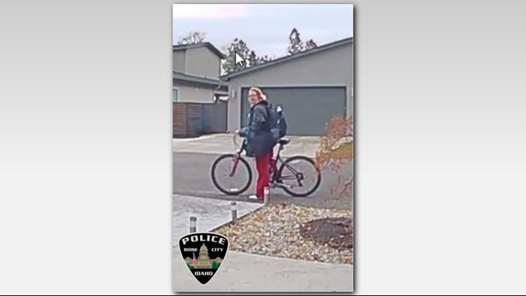 Police: Woman wanted for package theft in Boise   ktvb com