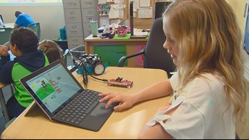 Innovative Educator: Meridian teacher uses games to teach kids coding