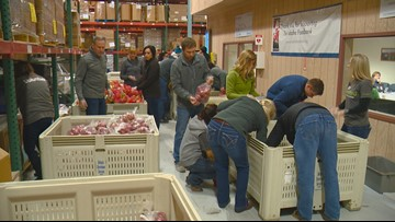 7Cares Idaho Shares: Idaho Foodbank helps keep food on the table