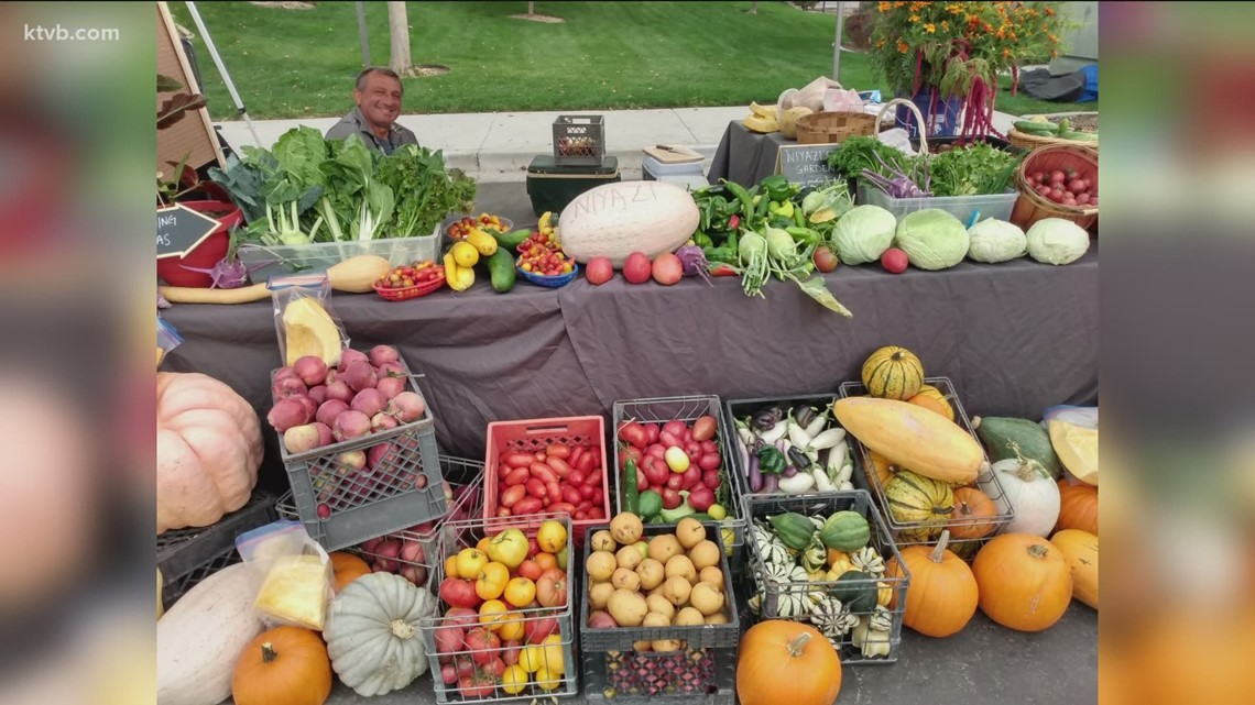 You Can Grow It: The Main Street Farmers Market in Meridian is back