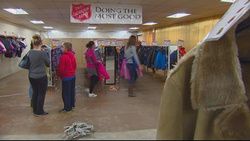 7Cares Idaho Shares: The Salvation Army is very busy during the holiday season