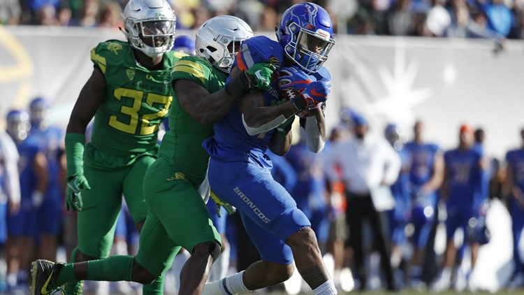 Boise State football: Wilson's showing Dallas what he showed Boise