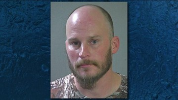 Caldwell man surrenders at sheriff's office, says he suffocated stepdad