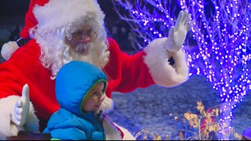 Scentsy in Meridian lights up holiday spirits with annual Christmas event
