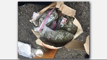 Utah man charged with marijuana trafficking on I-84