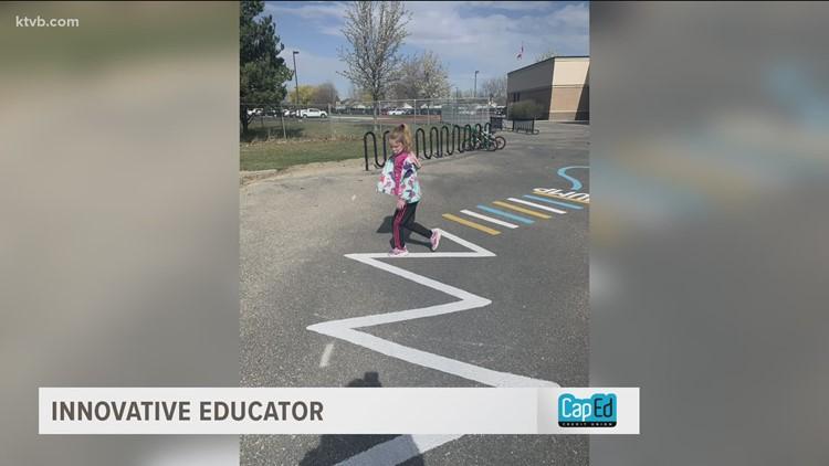 Kuna elementary sensory path gives students a 'brain break'