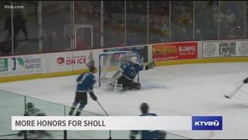 Idaho Steelheads wrap up the regular season and their goalie gets league honors