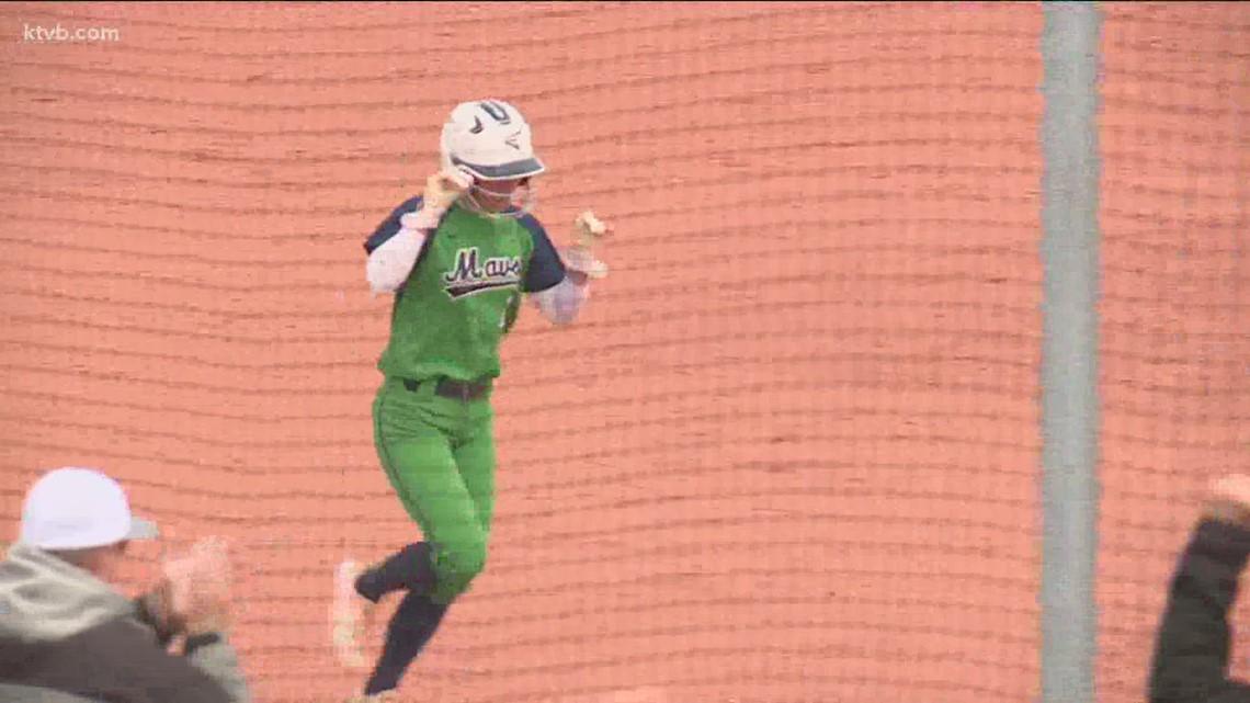 Mountain View defeats Thunder Ridge in 5A softball