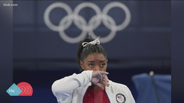 Former Boise State gymnast applauds Biles for putting herself first