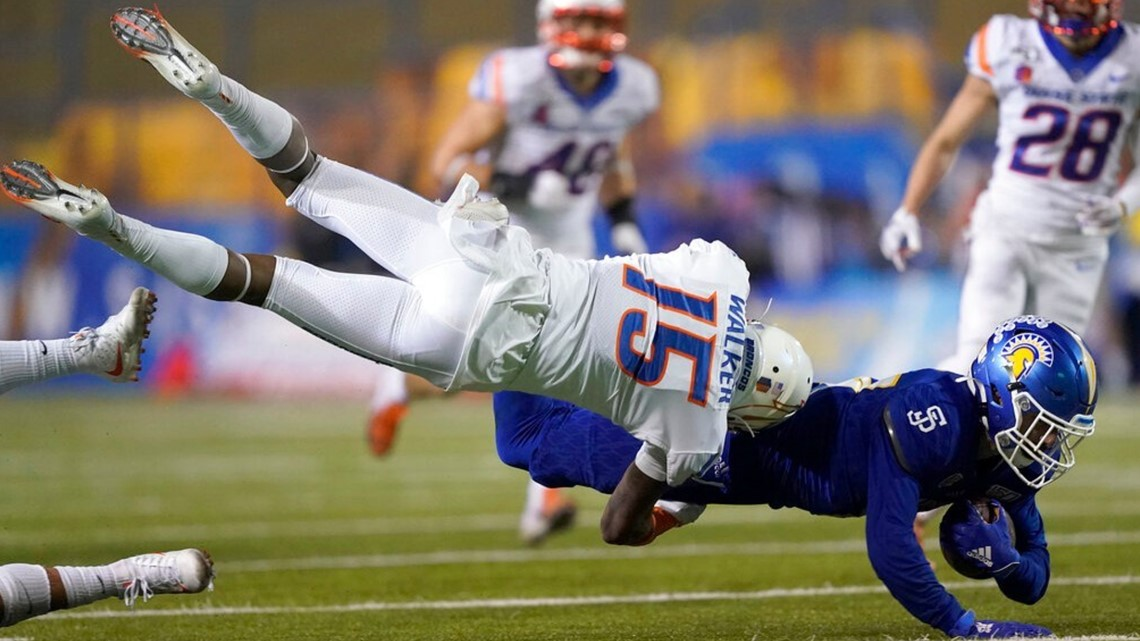 Boise State football: The Spartans' Saturday mantra