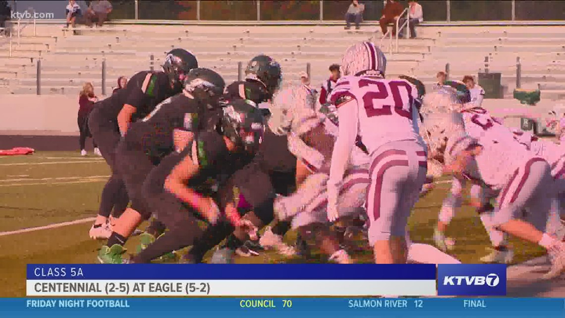 Friday Night Football: Centennial Patriots take on the Eagle Mustangs