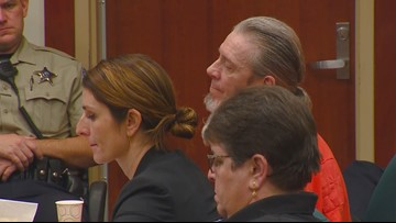Boise man sentenced for two cold case murders