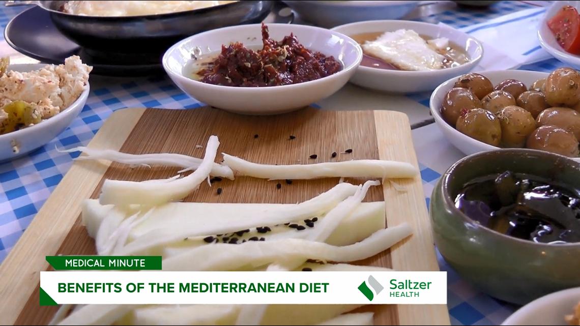 Medical Minute: Heart Health Month - the Mediterranean Diet