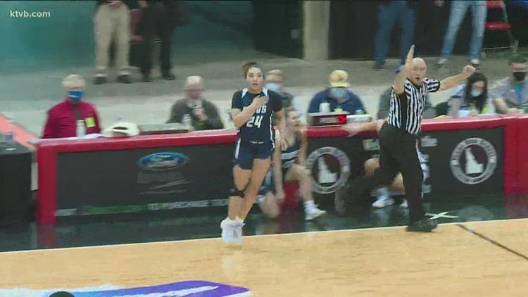 High school basketball: 5A women's basketball state championship